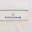 Billerbeck BELUGA FEHÉR törölköző 30 x 50 cm