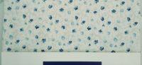 Billerbeck Bianka kis Virágos kék ágyneműhuzat
