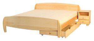 Natúr bükkfa ágykeretek