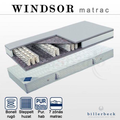 Billerbeck WINDSOR bonellrugós matrac 90 x 200 cm 8d0646dfaf